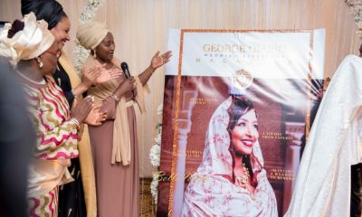 BN Exclusive: Launch of George Okoro Wedding Lifestyle Magazine