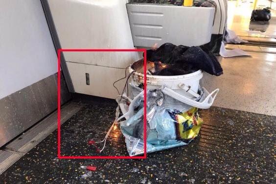 Terror Attack in London Tube leave 18 Injured | WATCH - BellaNaija