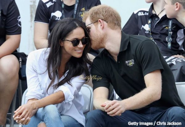 Meghan Markle's ex Producing Series about Divorced Woman marrying a British Prince - BellaNaija