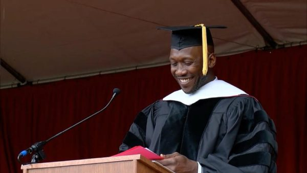 I've heard the word no too many times to count - Watch this incredible Commencement Address by Mahershala Ali - BellaNaija