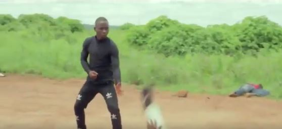 Niceee! Watch this Epic teaser of Malawian Kung-Fu Movie - BellaNaija