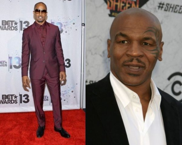 YES! Jamie Foxx to play Mike Tyson in new Movie - BellaNaija