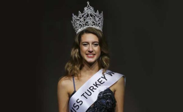 Miss Turkey stripped of Crown over a Tweet - BellaNaija