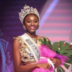 Meet Ruth Quashie the beauty representing Ghana at the Miss Universe 2017 Pageant