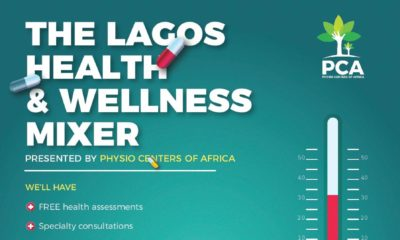 Physio Centers of Africa
