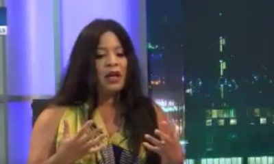 Women should quit provoking their men - Monalisa Chinda Coker on Domestic Violence | WATCH - BellaNaija
