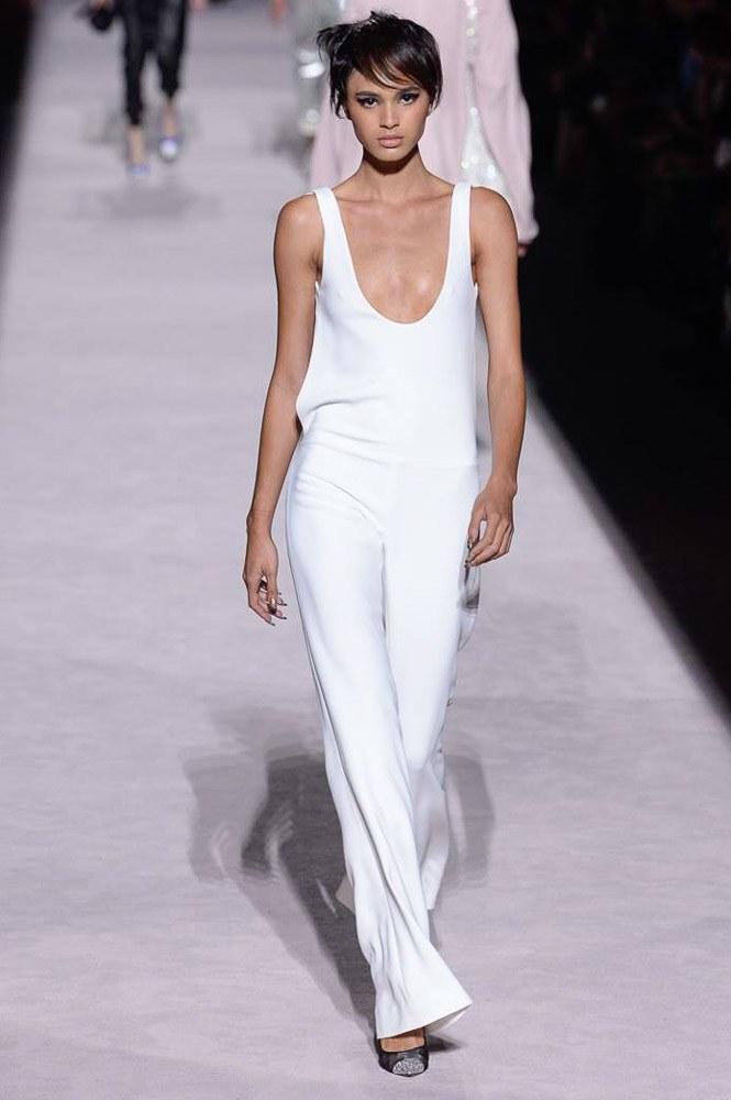 Nyfwss18 Tom Ford Kicks Off New York Fashion Week
