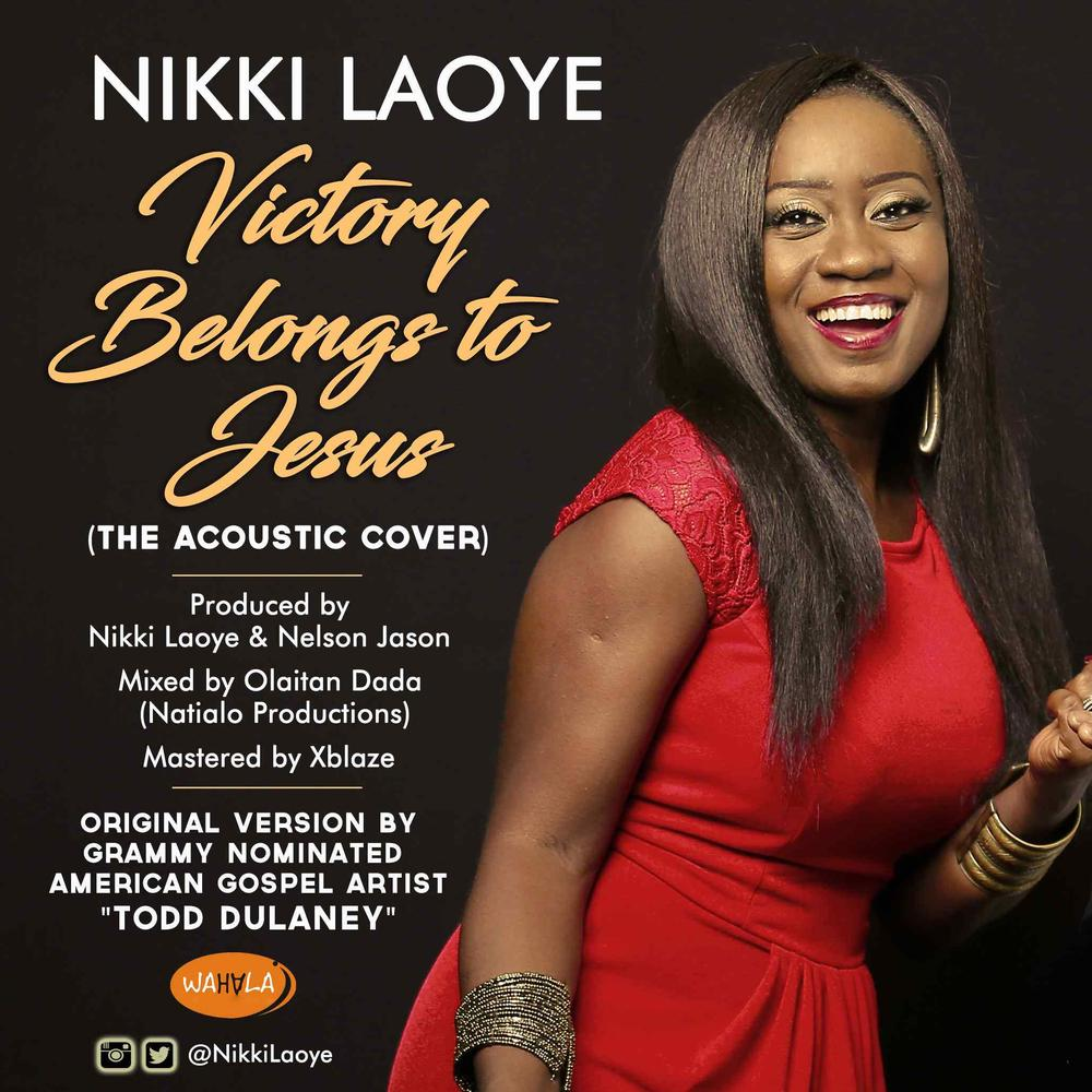 "BellaNaija - Nikki Laoye celebrates 11 years in Music with Acoustic Cover of ""Victory Belongs to Jesus"" 