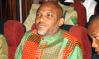 IPOB leader Nnamdi Kanu not in Military custody - DHQ