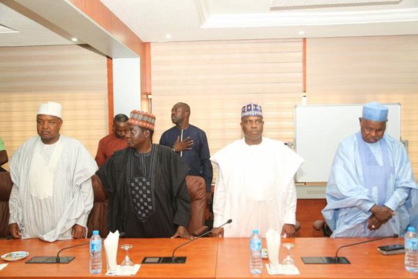 Herdsmen Killings: Northern Governors meet with Miyetti Allah - BellaNaija