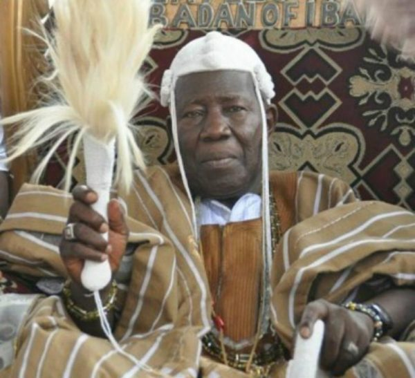 Gunmen open Fire at Olubadan's Palace - BellaNaija