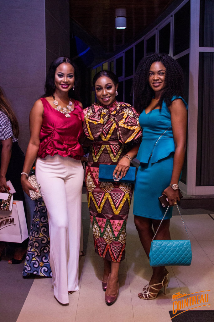 Rita Dominic Betty Irabor Ruth Osime Toyin Abraham