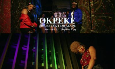BellaNaija - New Video: Philkeyz feat. Yemi Alade - Okpeke