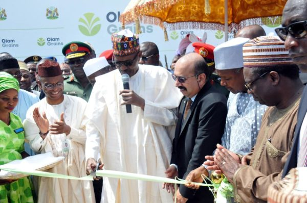 President Buhari in Kaduna to Commission $150m Feed Mill - BellaNaija