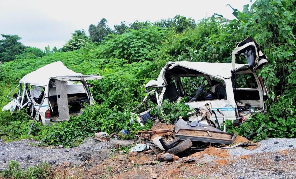 Auto accident kills 30, injures 10 along Lagos-Ibadan Expressway