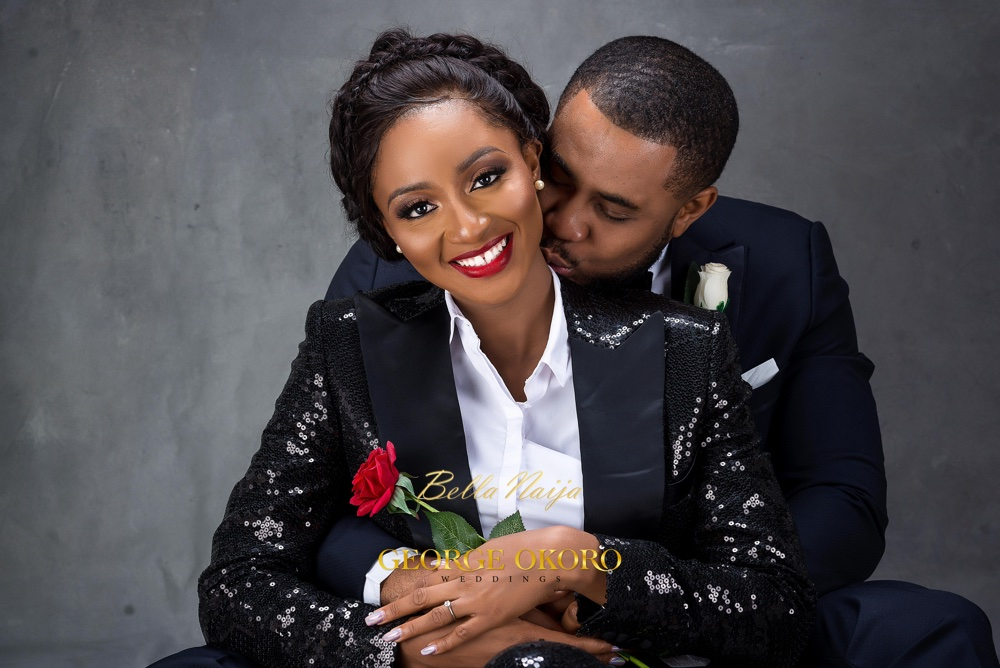 BN Wedding Exclusive: Powede & Ikenna's Fabulous Pre-Wedding Shoot | #EniNelly17