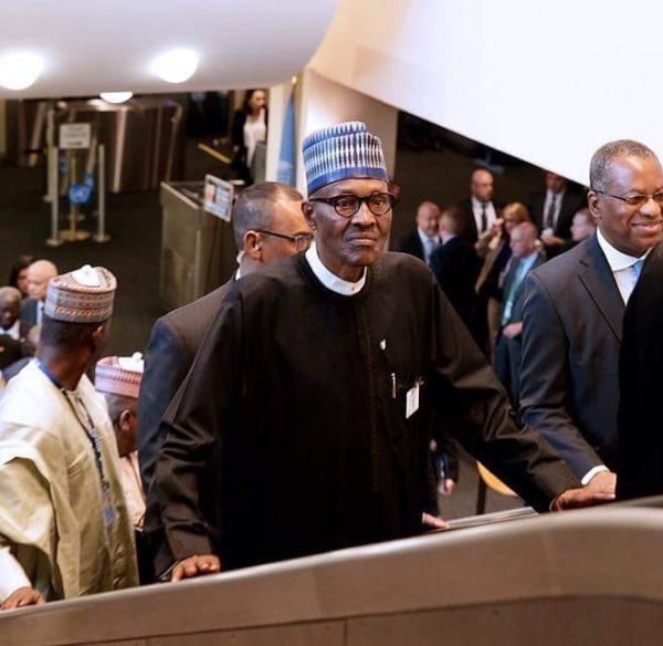 Read President Buhari's Speech at the UN General Assembly - BellaNaija