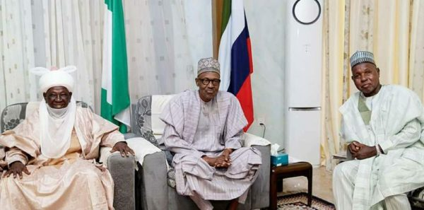 Nigerians have right to live anywhere in the country - President Buhari - BellaNaija