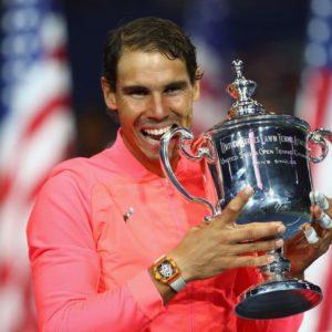 Rafael Nadal beats Kevin Anderson to win 16th Grand Slam