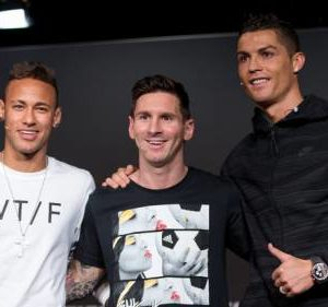 Who will be Crowned #TheBest?? Ronaldo, Messi, Neymar named finalists for FIFA Men's Award