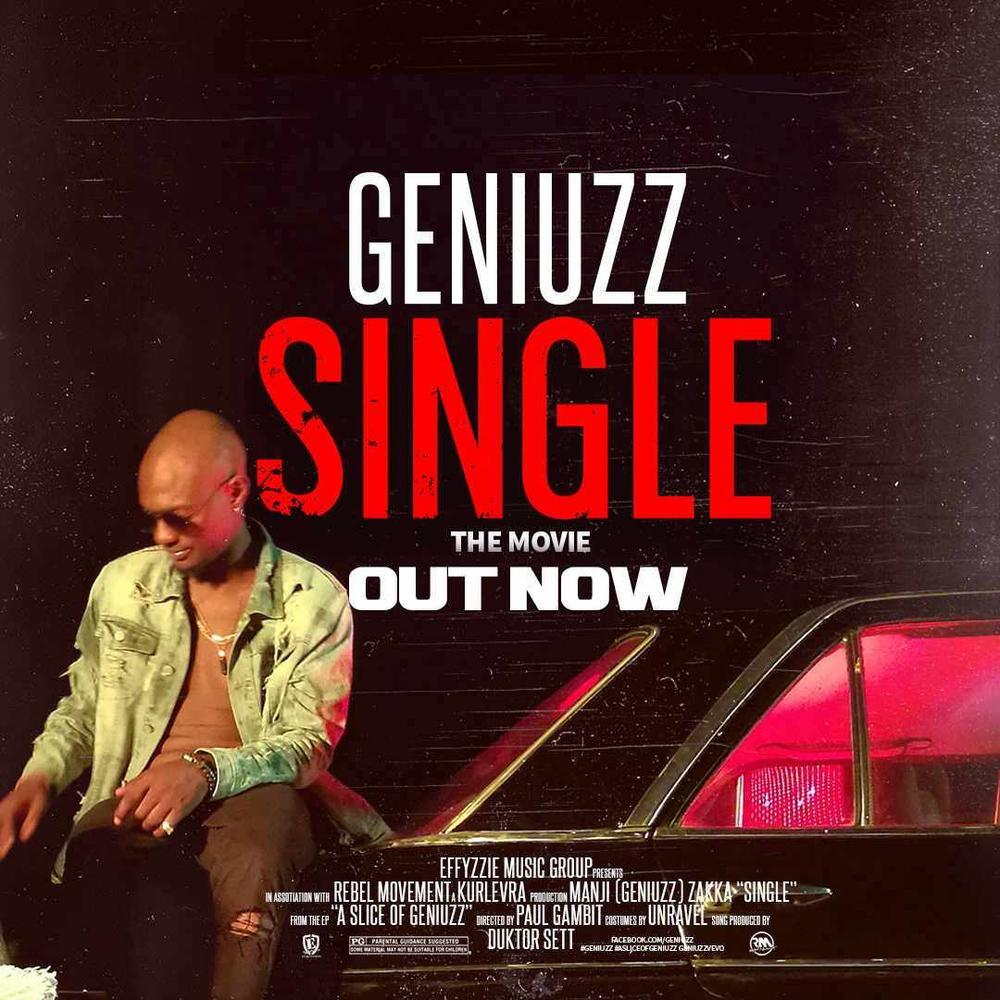 New Video: Geniuzz – Single