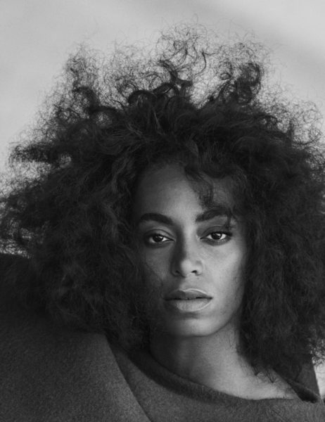 """I knew it was the album I wanted to write"" – Solange Knowles covers AnOther Magazine"