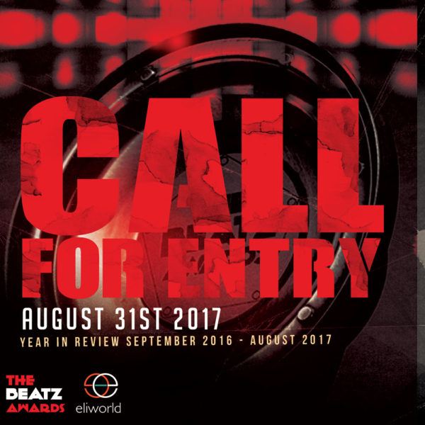The Beatz Awards call for entry