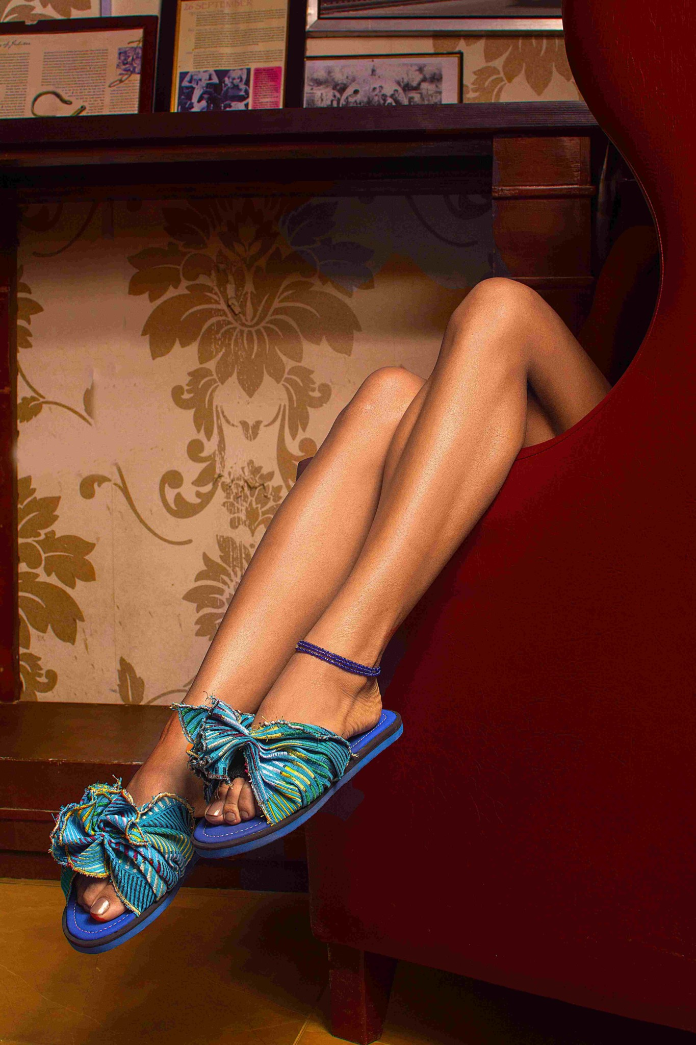 Footwear Brand Tajé Releases Lookbook For It Second Collection