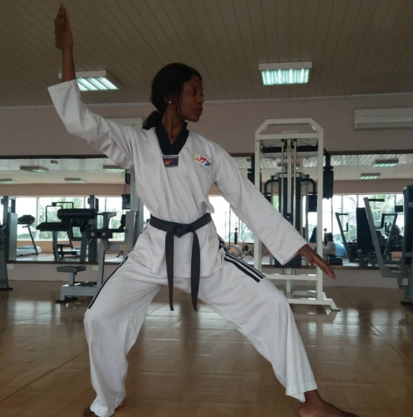 Self Defence advocate Thursdaline Peter is fighting Gender Inequality with Taekwondo | WATCH
