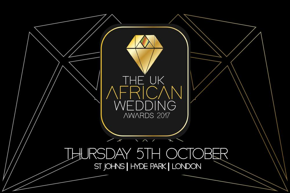 The Uk African Wedding Awards Is Less Than A Month Away Here
