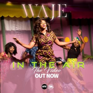"BellaNaija - Waje drops Colorful Music Video for New Single ""In The Air"" 