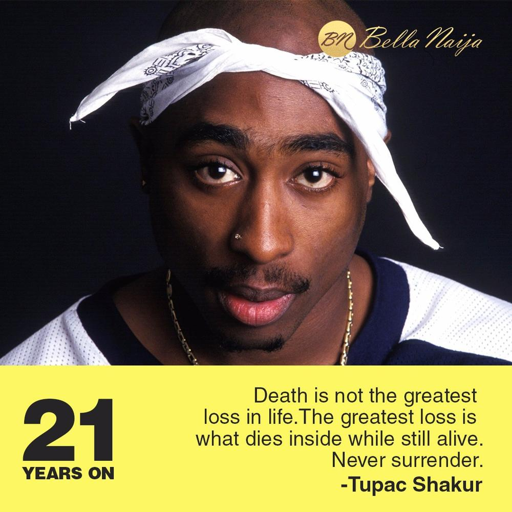 #RIPTupac: 21 Years on! What is your favorite Tupac Shakur song?