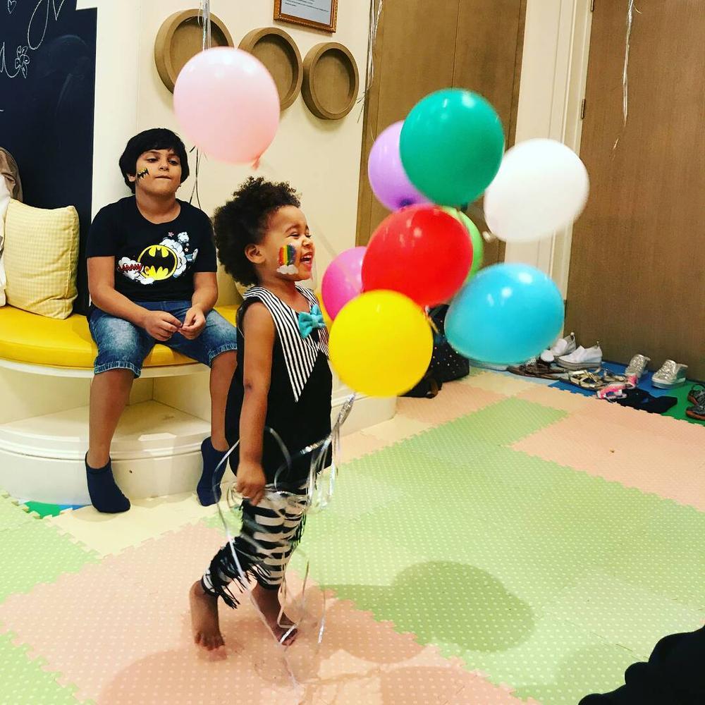 BellaNaija - So Cute?! John Mikel Obi's Twin Girls celebrate second Birthday