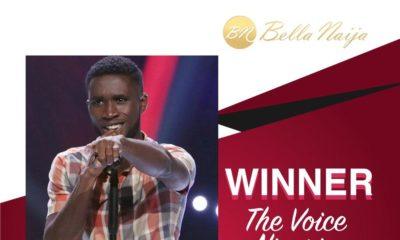 BellaNaija - #TVNFinale: And the winner is... Idyl wins #TheVoiceNigeria Season 2!!! ???