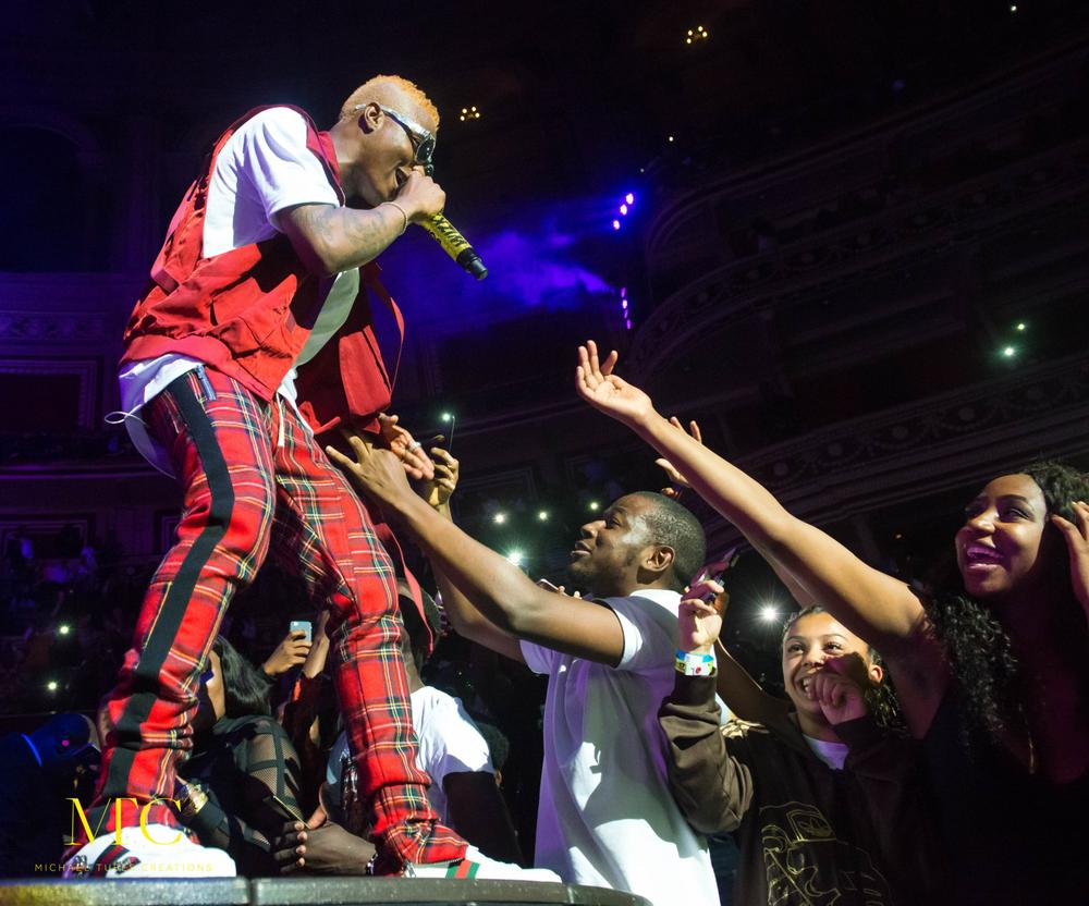 Wizkid Breaks Record In London With World Class