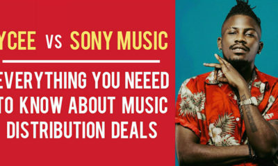 BellaNaija - Everything You should know about Music Distribution Deals: Watch New Episode of Vibes with Vheektor