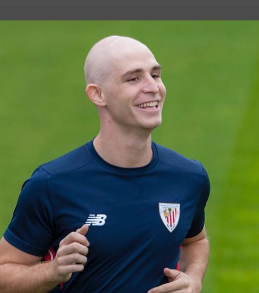 Athletic Bilbao's Yeray overcomes Testicular Cancer for a second time?