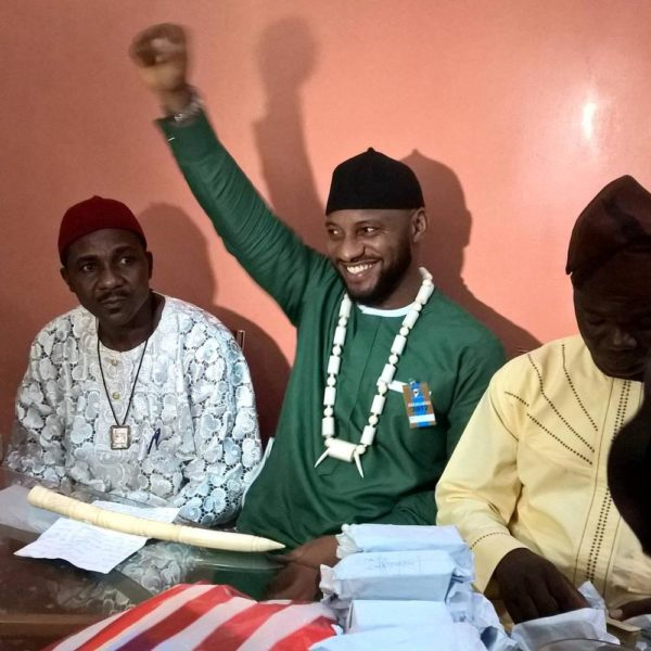 Yul Edochie wins Gubernatorial Primaries Election of Democratic People's Congress - BellaNaija