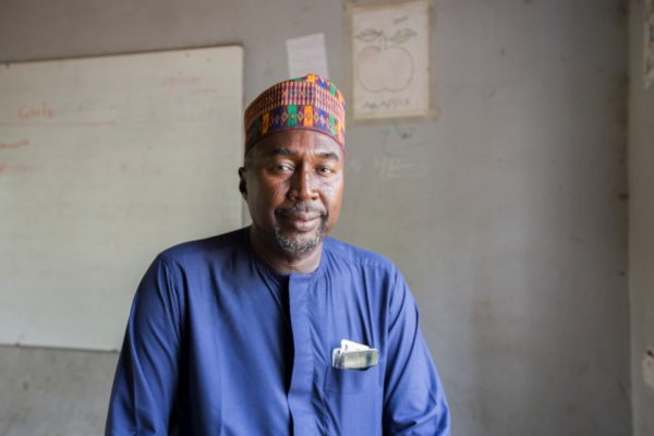 Zannah Mustapha, Mediator who helped with Chibok Girls release, is UNHCR's 2017 Nansen Refugee Award winner - BellaNaija