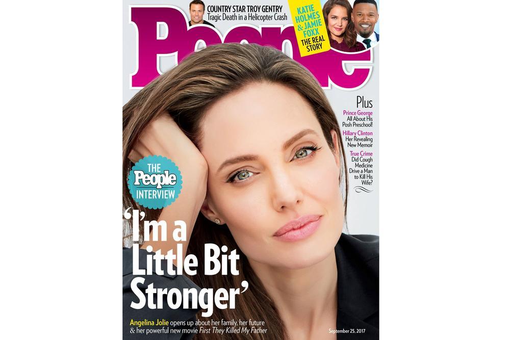 Education is key to fighting humanitarian crises: Angelina Jolie