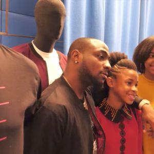 BN Style: Davido x Orange Culture Launch at Selfridges Vlog by Movemeback