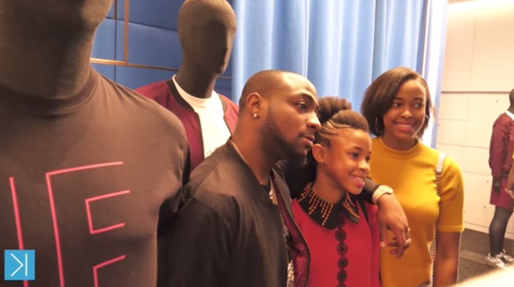 BN Style: Davido x Orange Culture Launch at Selfridges Vlog by Movemeback