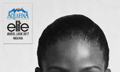 Aquafina Elite Model Look Nigeria