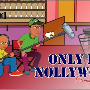 BellaNaija - Only in Nollywood: This Cartoon Comedy is quite Hilarious 😂
