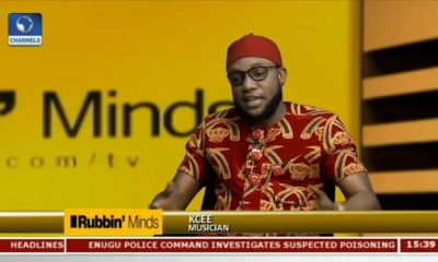 BellaNaija - #RubbinMinds: Kcee speaks on Governorship Aspiration, Hushpuppi, Harrysong in New Interview | Watch