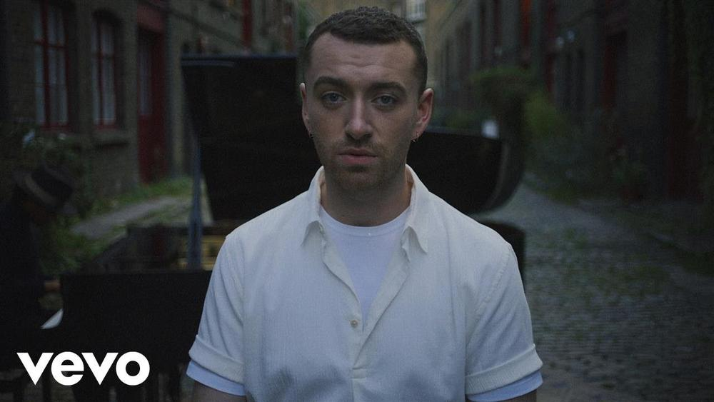 """BellaNaija - Sam Smith gets emotional in Music Video for """"Too Good at Goodbyes"""" 