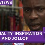 BellaNaija - Gambian Jollof over Nigerian or Ghanaian - Mr Eazi on Channel 4 | WATCH