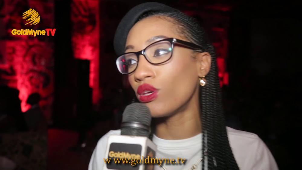 """BellaNaija - """"Music is for everbody"""" - Di'Ja insists no competition with Simi   WATCH"""