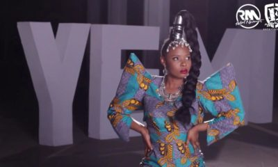 "BellaNaija - Mama Africa Unveiled! Go Behind-the-Scenes of Yemi Alade's Music Videos ""Knack Am"" & ""Charliee"" 