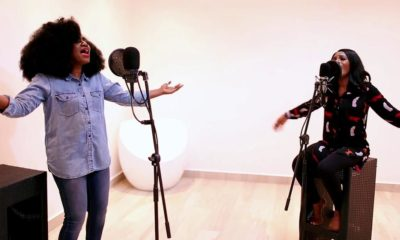 """BellaNaija - """"There is power in the name of Jesus!"""" - Watch New Episode of TY Bello's Spontaneous Worship Session with George & Tolu Ijogun"""